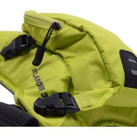 USWE Outlander 3 fietsrugzak geel